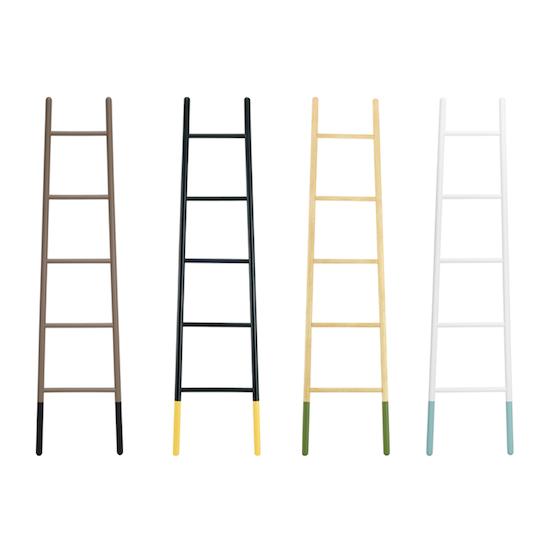 Malmo - Mycroft Ladder Hanger - White