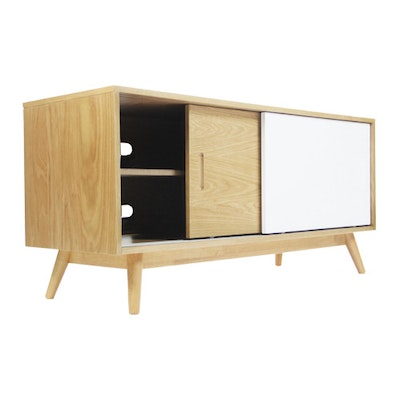 Emelie TV Console 1.2m - Natural - Image 2