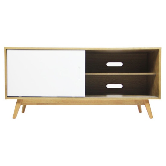 HipVan Bundles - Emelie TV Console 1.2m with Paco Coffee Table