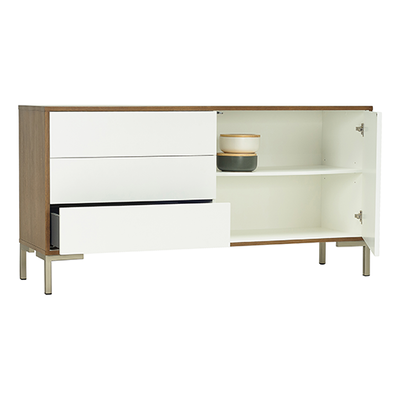 Randy Sideboard - Natural, Olive Yellow - Image 2