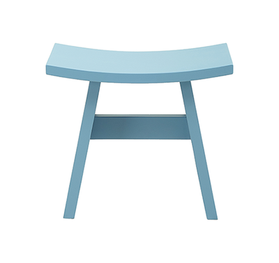 Hamo Stool - Dust Blue - Image 1