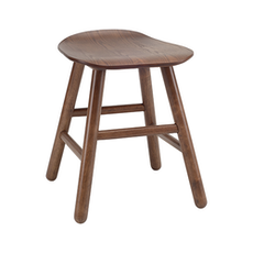 Hetty Stool - Cocoa