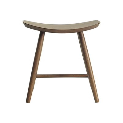 Philana Stool - White Lacquered