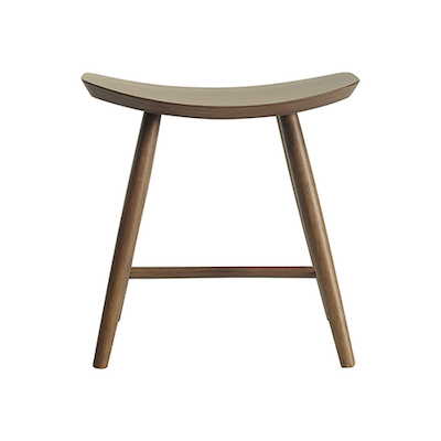 Philana Stool - Light Green Lacquered - Image 2