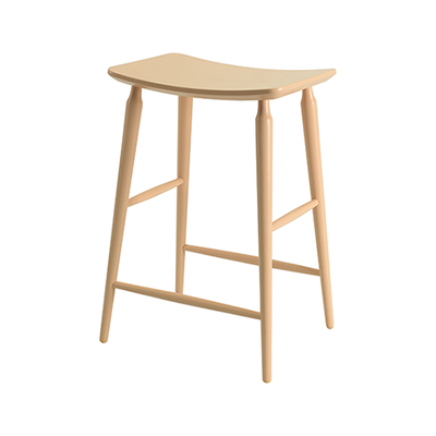 Hester Counter Stool - Nude Lacquered
