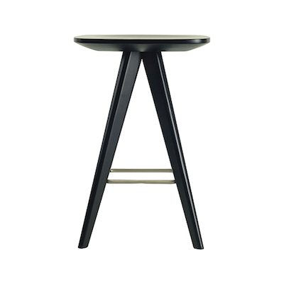 Freya Counter Stool - Black Ash Veneer - Image 2
