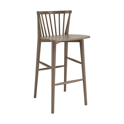 Birdy Bar Chair - Dust Brown - Image 1