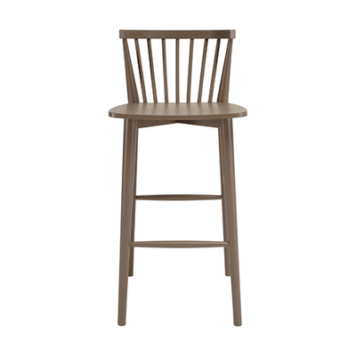 Birdy Bar Chair - Dust Brown - Image 2