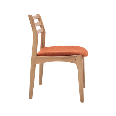 Sadie Dining Chair - Oak, Russet - Image 2
