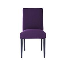 Helga Dining Chair - Walnut, Clover