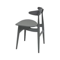 Tricia Dining Chair - Walnut, Barley