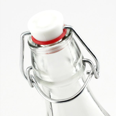 Giara Bottle 1L - Clear - Image 2