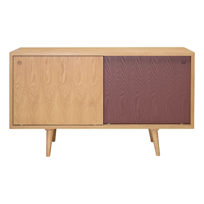Martin Sideboard 1.4m - Natural, Penny Brown - Image 1