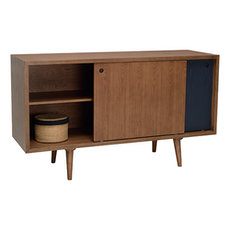 Los Angeles Sideboard - Natural, Penny Brown