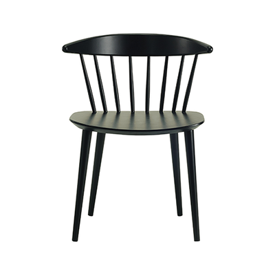 (As-is) Isolda Dining Chair - Black -1 - Image 2