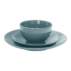 EVERYDAY 18-Pc Dinnerware Set - Blue