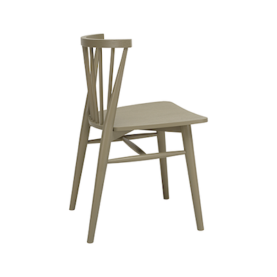 Birdy Dining Chair - Sage Green - Image 2