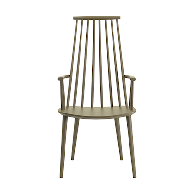 Frost Dining Chair - Grey Lacquered - Image 2