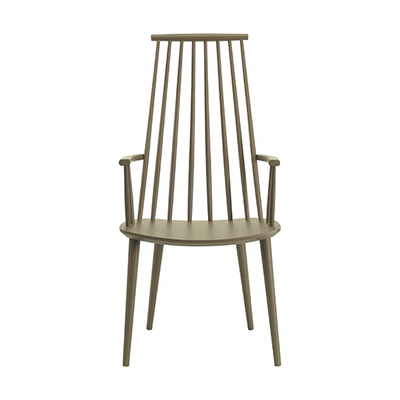 Frost Dining Chair - Dust Green Lacquered - Image 2