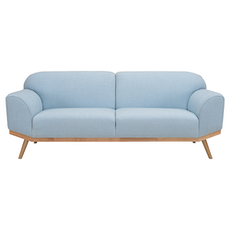 Amsterdam Sofa - Pale Blue