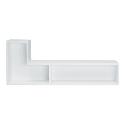 Levi Wall Shelf - White - Image 1