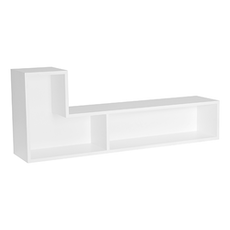 Levi Wall Shelf - White