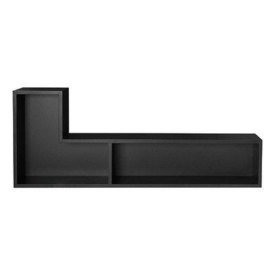 Levi Wall Shelf - Black - Image 1