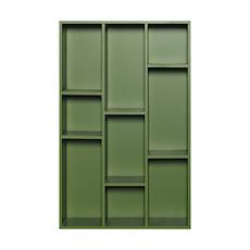 Hank Wall Shelf - Green