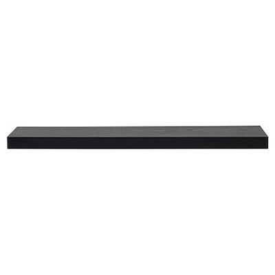 Tappen Wall Shelf - Black Ash - Image 1