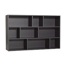 Hank Wall Shelf - Charcoal Grey