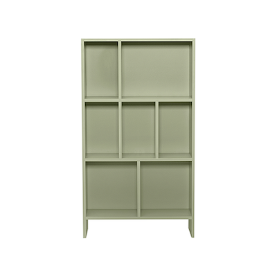 Austin Low Rack - Dust Green - Image 1
