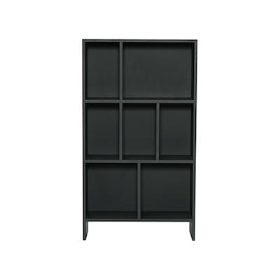 Austin Low Rack - Charcoal Grey - Image 1