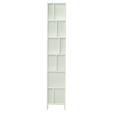 London Tall Rack - White