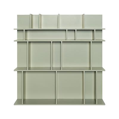 Wilber Short Wall Shelf - Dust Green - Image 1