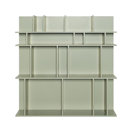 Malmo - Wilber Short Wall Shelf - Dust Green