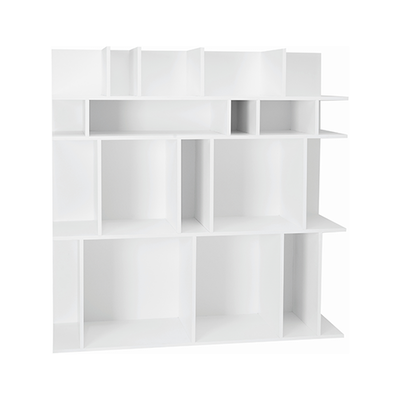 Wilber Short Wall Shelf - White - Image 2
