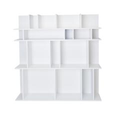 Wilber Short Wall Shelf - White