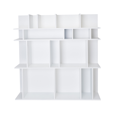 Wilber Short Wall Shelf - White - Image 1