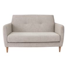 Ballot 2 Seater Sofa - Almond
