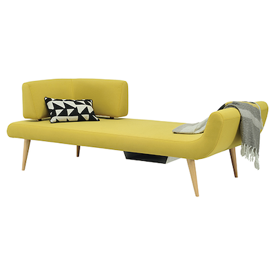 (As-Is) Legacy Daybed Sofa - Pistachio - 1
