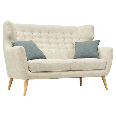 Kanion 2 Seater Sofa - Almond - Image 2