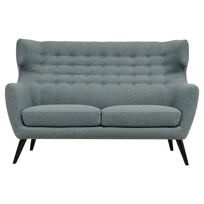 Kanion 2 Seater Sofa - Whale - Image 2