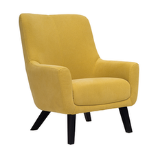 Nitro Lounge Chair - Tumeric