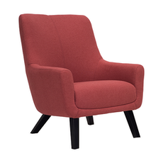 Nitro Lounge Chair - Indian Red