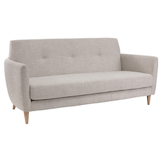 Ballot 3 Seater Sofa - Almond