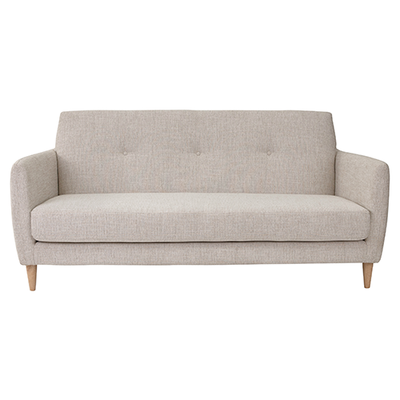 Elise 3 Seater Sofa - Almond