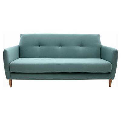 Elise 3 Seater Sofa - Jade - Image 1