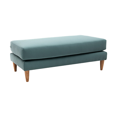 Elise Ottoman Sofa - Jade - Image 2