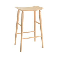 Hester Bar Stool - Nude Lacquered