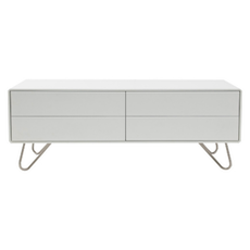 Sydney TV Cabinet - Small, White